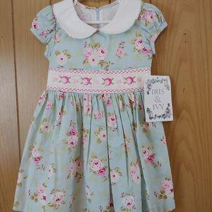 ❤️ NWT🏷IRIS & IVY FLORAL DRESS